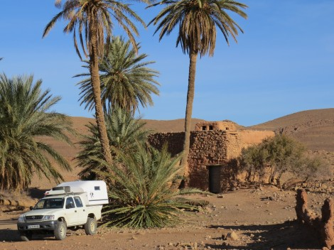 TIPI4x4, Maroc, 2014,