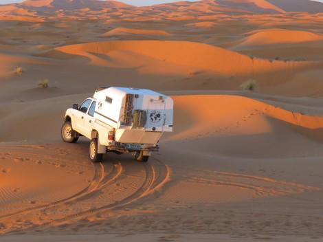 TIPI4x4 dunes de Merzouga