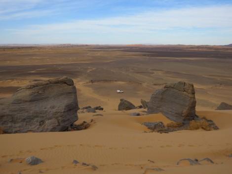 cellule de voyage 4x4 Maroc