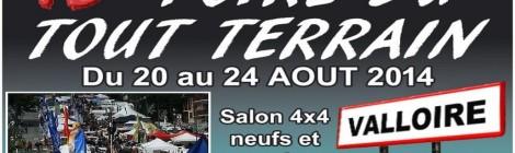 salon Valloire, cellule autonome légère, TIPI4x4