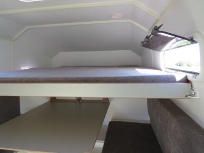 intérieur TIPI4x4 S cellule pour pick up
