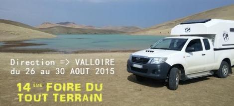 TIPI4x4 à Valloire