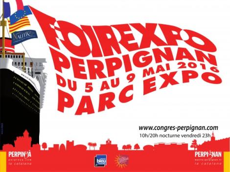 TIPI4x4 FOIRE EXPO DE PERPIGNAN 2016