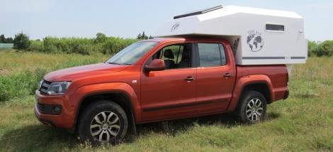 cellule TIPI4x4 sur Amarok Volkswagen