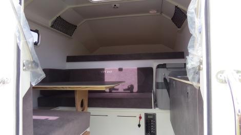 intérieur TIPI4x4 sur Amarok